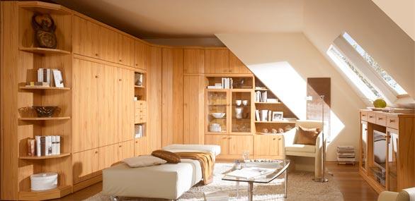 nehl wohnideen wohnideen mit schrankbetten. Black Bedroom Furniture Sets. Home Design Ideas