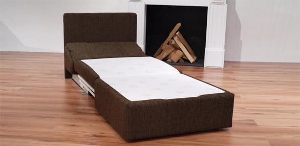 nehl wohnideen schlafsessel taiga schlafsofas einzelliege. Black Bedroom Furniture Sets. Home Design Ideas