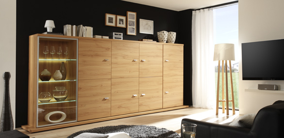 nehl wohnideen appartementeinrichtung wohnidee mit einem wandklappbett kopie 1. Black Bedroom Furniture Sets. Home Design Ideas