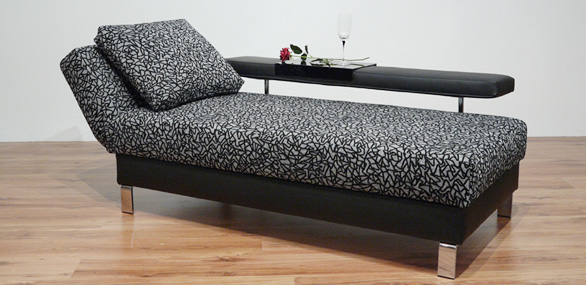 nehl wohnideen schlafcouch stratos einzelbett. Black Bedroom Furniture Sets. Home Design Ideas